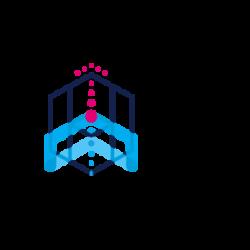 icon of smart data economy