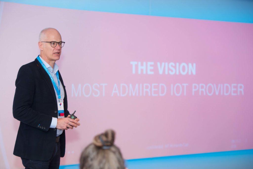 Dirk Wesselmann, Head of IoT Portfolio Management, Deutsche Telekom